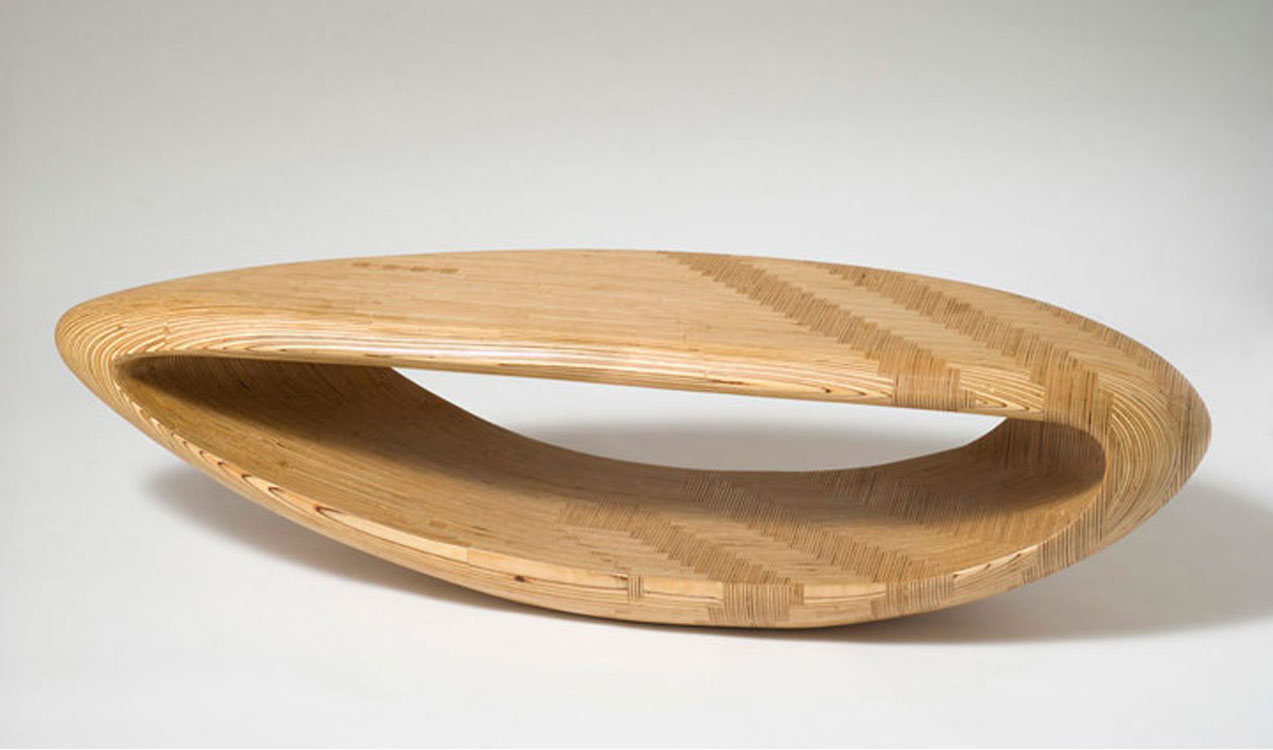 The BowWave low table